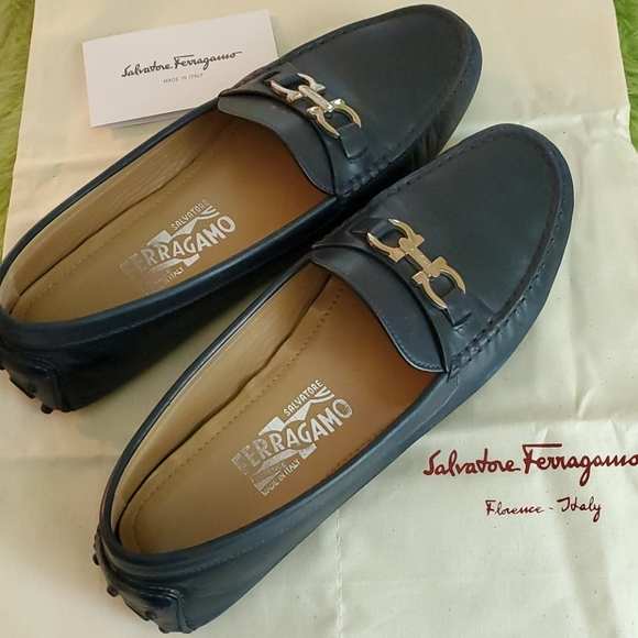 Salvatore Ferragamo Shoes | Saba Driver